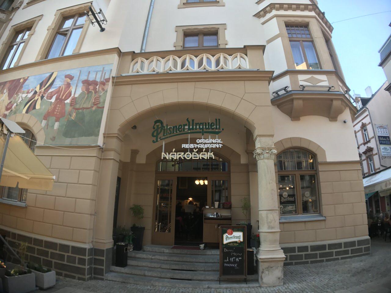 Czech tour 1316