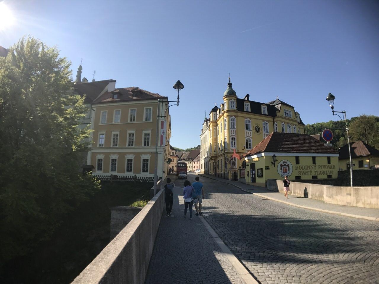 Czech tour 1353