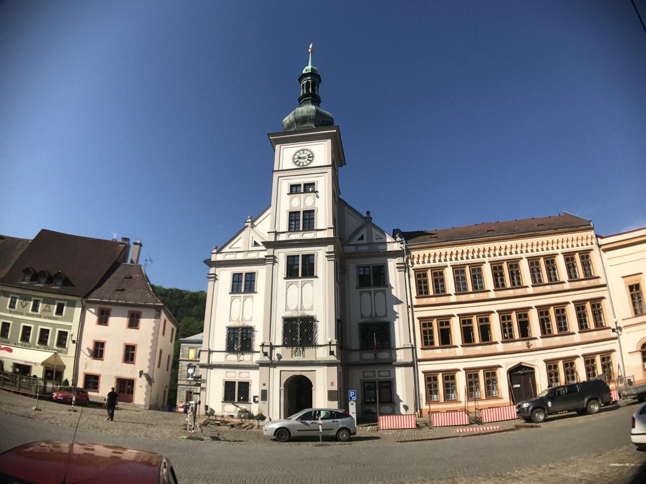 Czech tour 1358