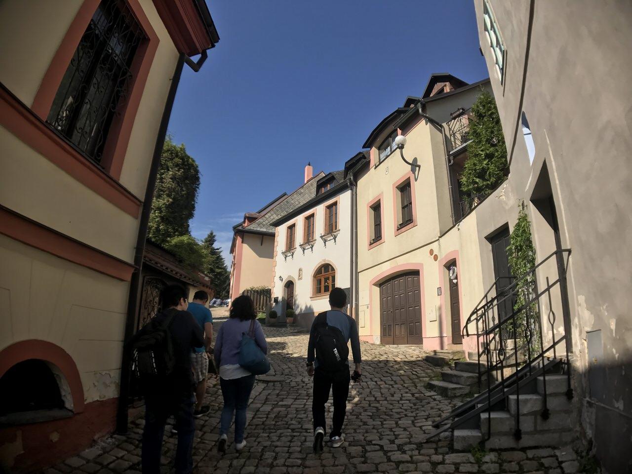 Czech tour 1369