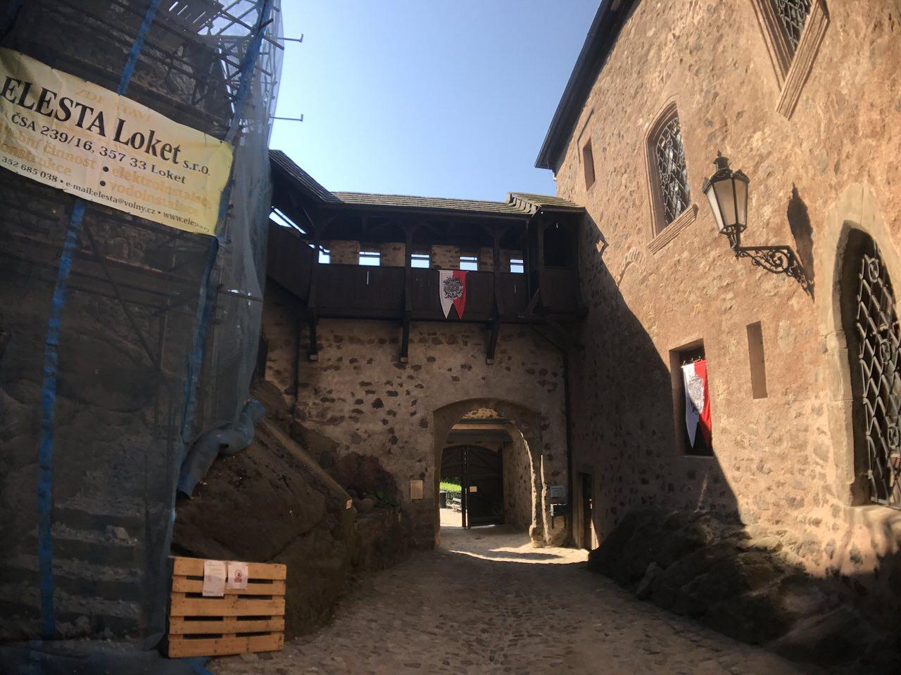 Czech tour 1384