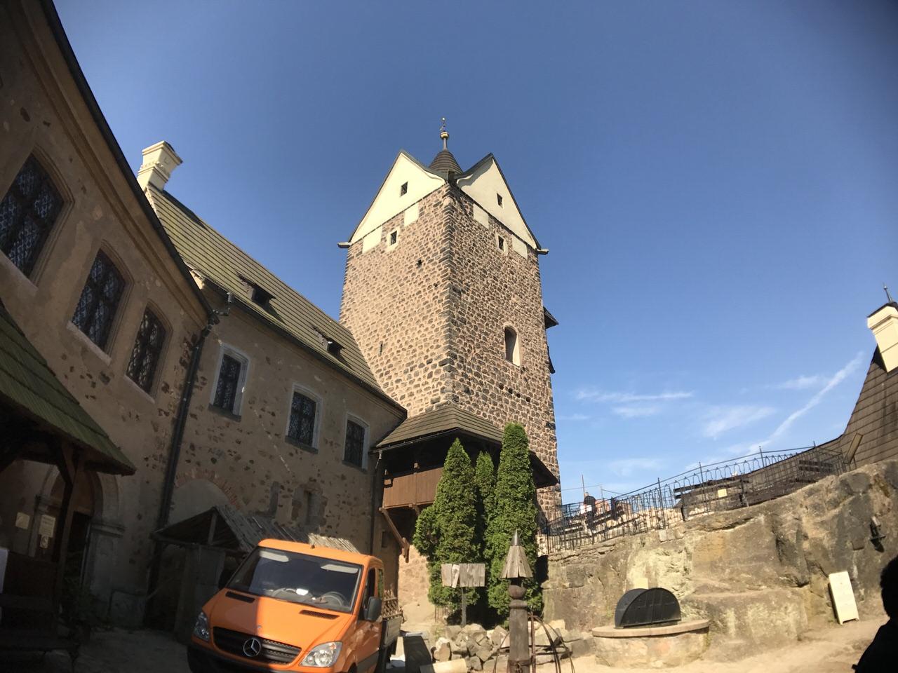 Czech tour 1394