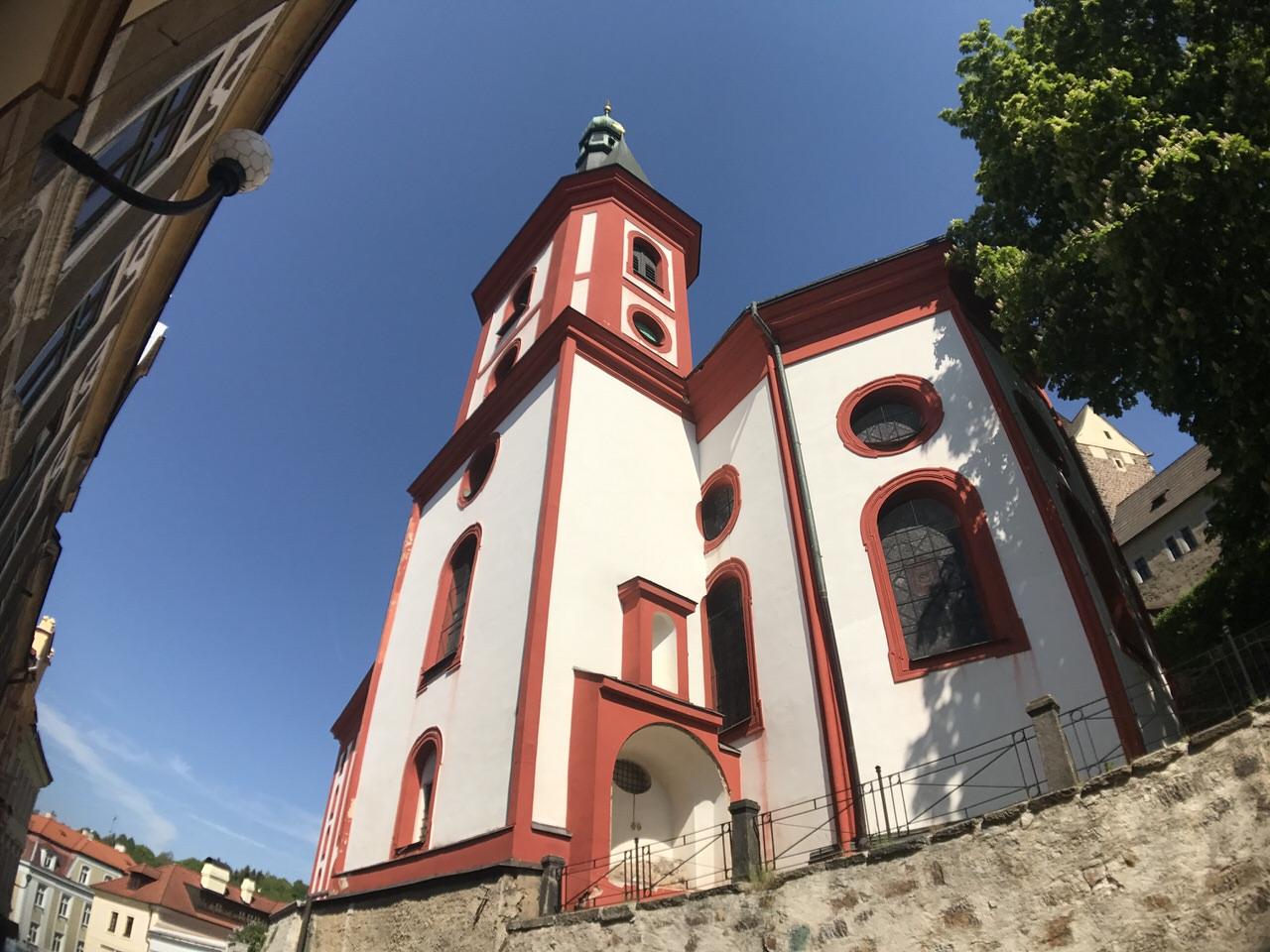 Czech tour 1442