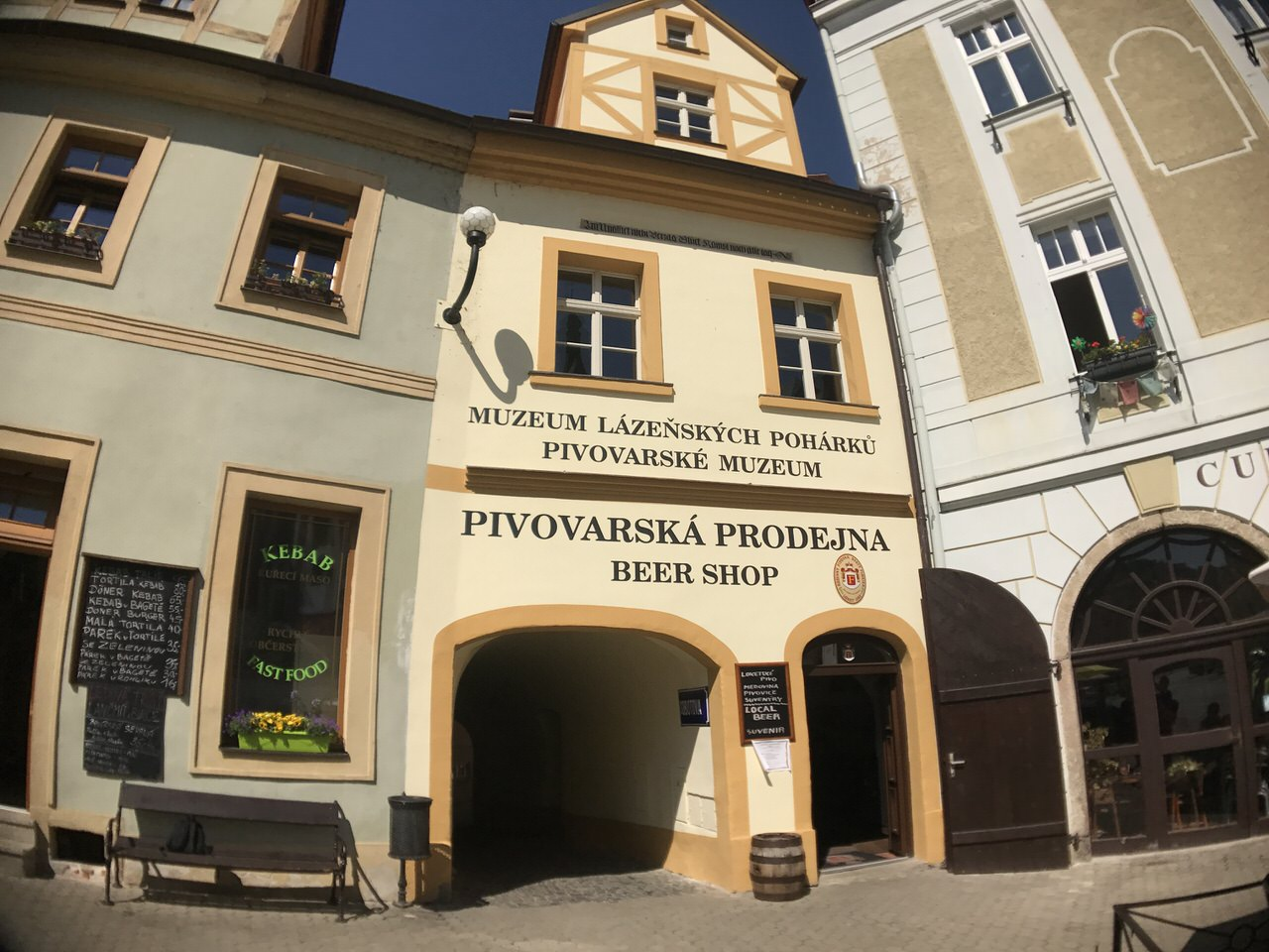 Czech tour 1444