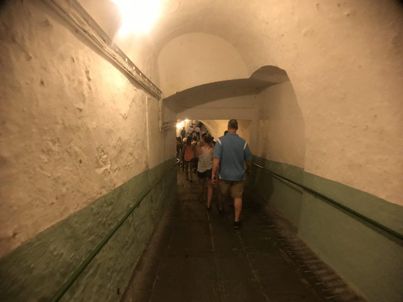 Czech tour 1615