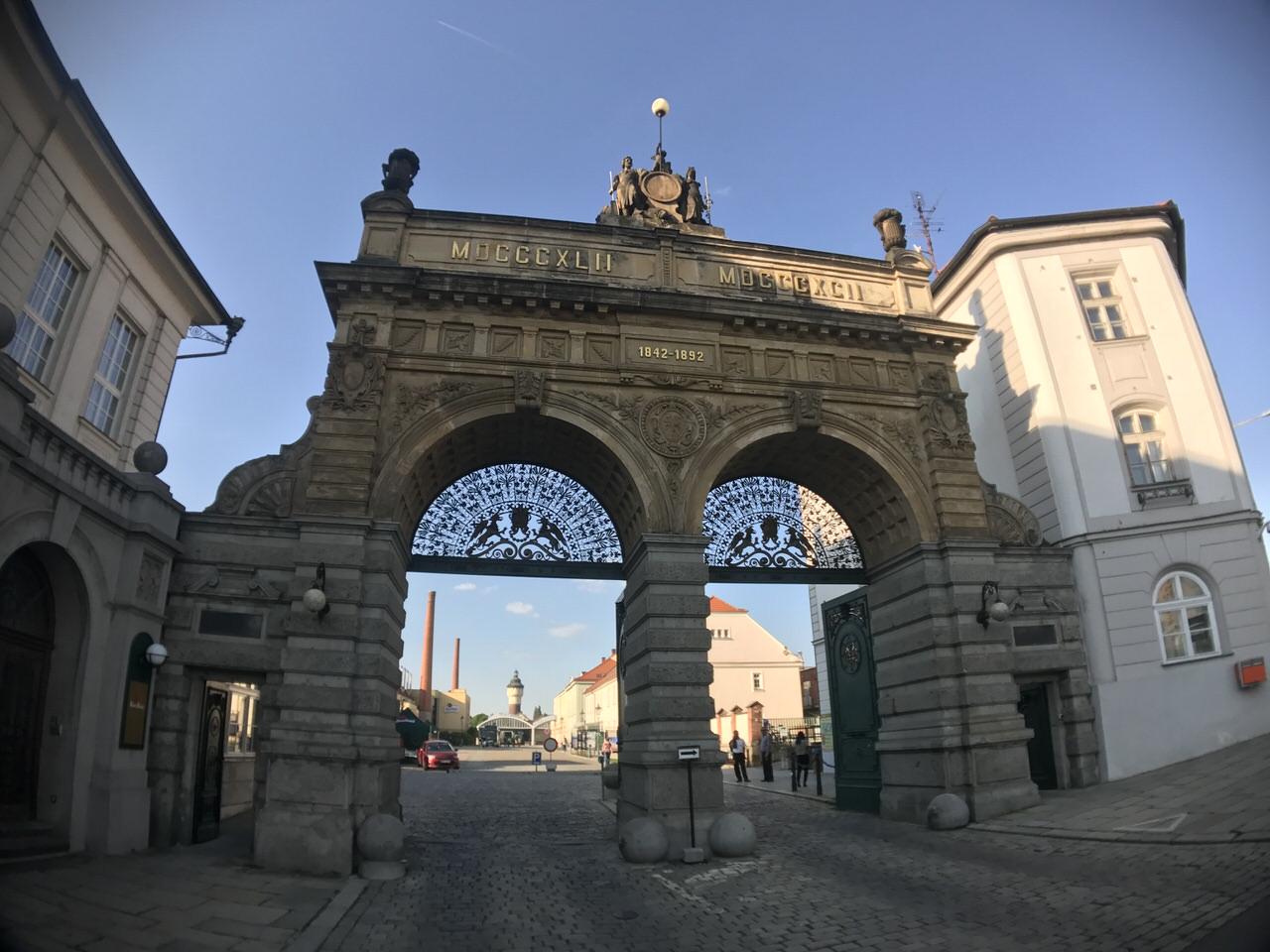 Czech tour 1646
