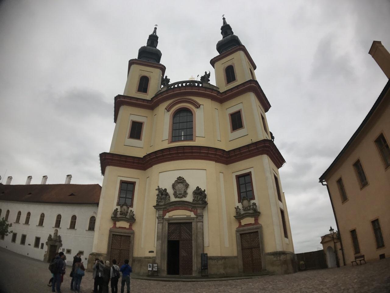 Czech tour 1783
