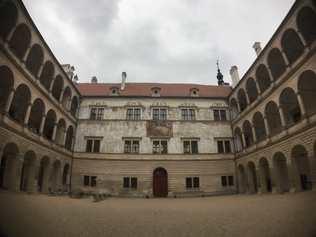 Czech tour 1799