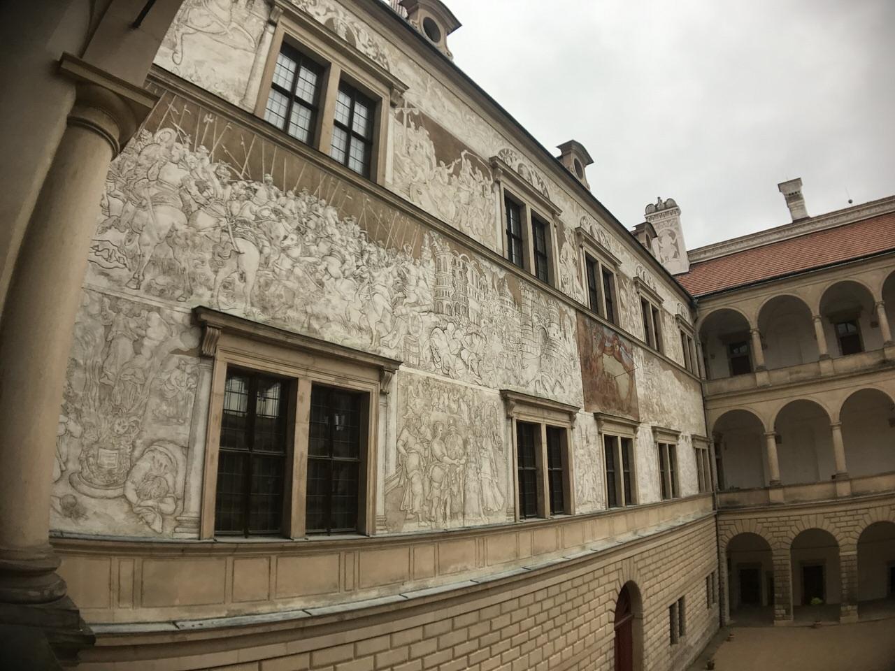 Czech tour 1803