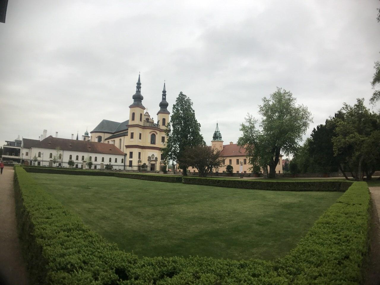 Czech tour 1866