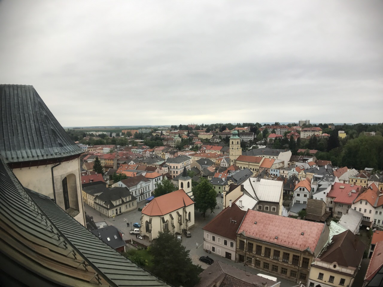 Czech tour 1901