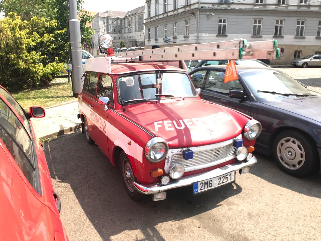 Czech tour 7 2106