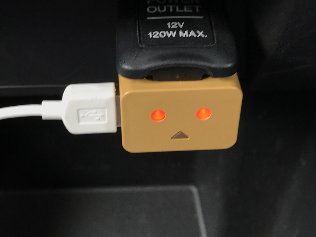 Danboard car charger 3681