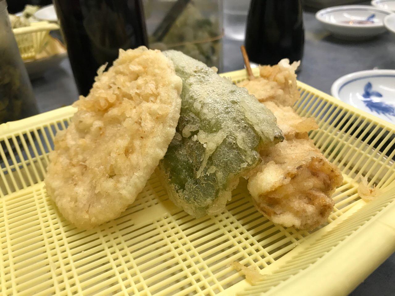 Daruma tempura 9577