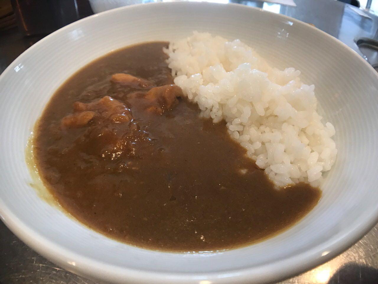 Ebisu chicken curry 1056