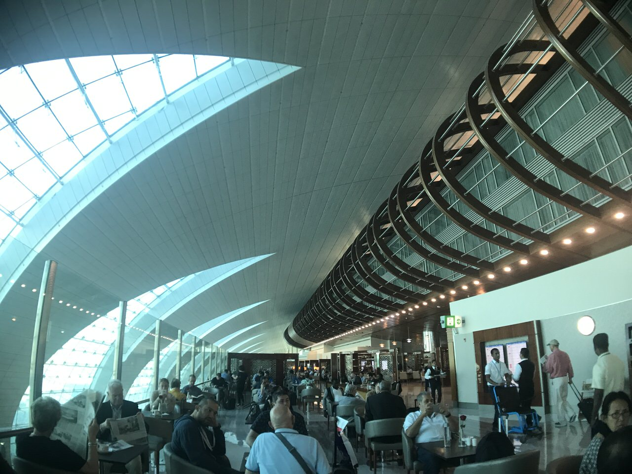 Emirates lounge 1139