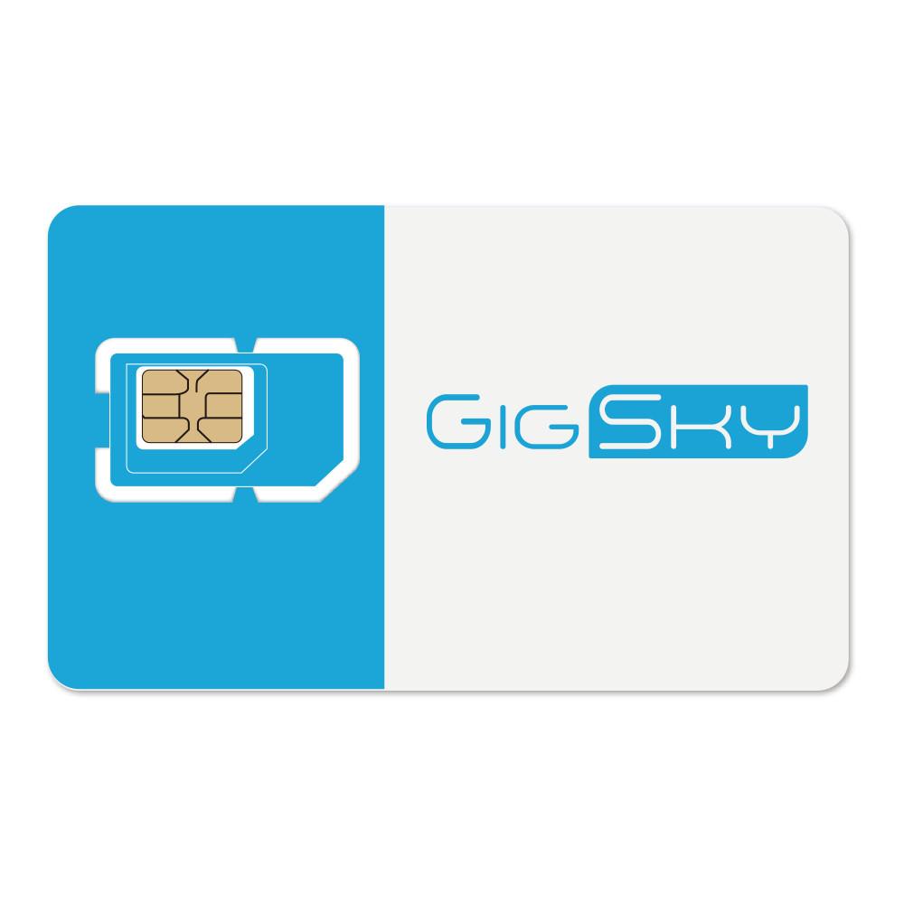 「GigSky(ギグスカイ)」Apple SIMにも採用された技術!世界90カ国以上で使えるSIMカードがリニューアルして4G LTE対応