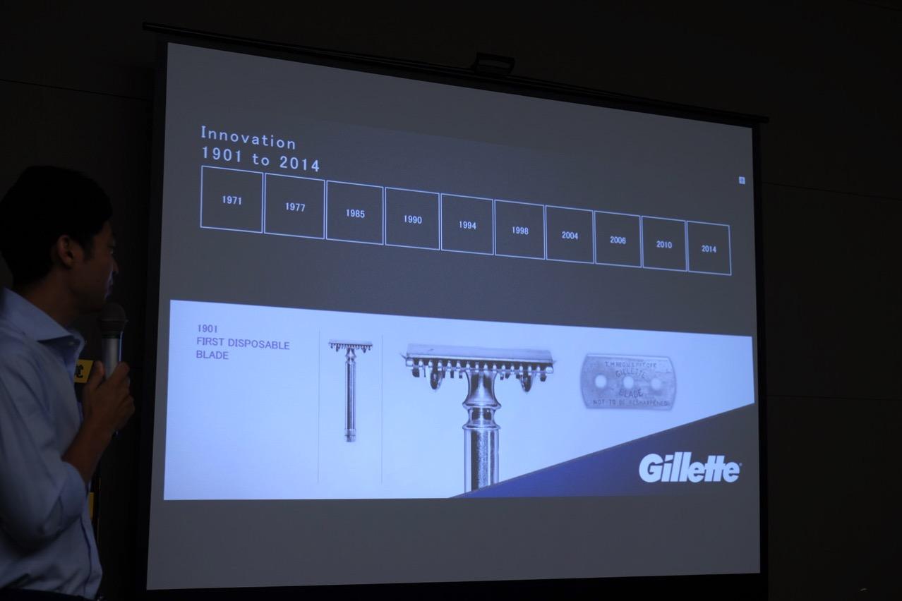 Gillette 7065