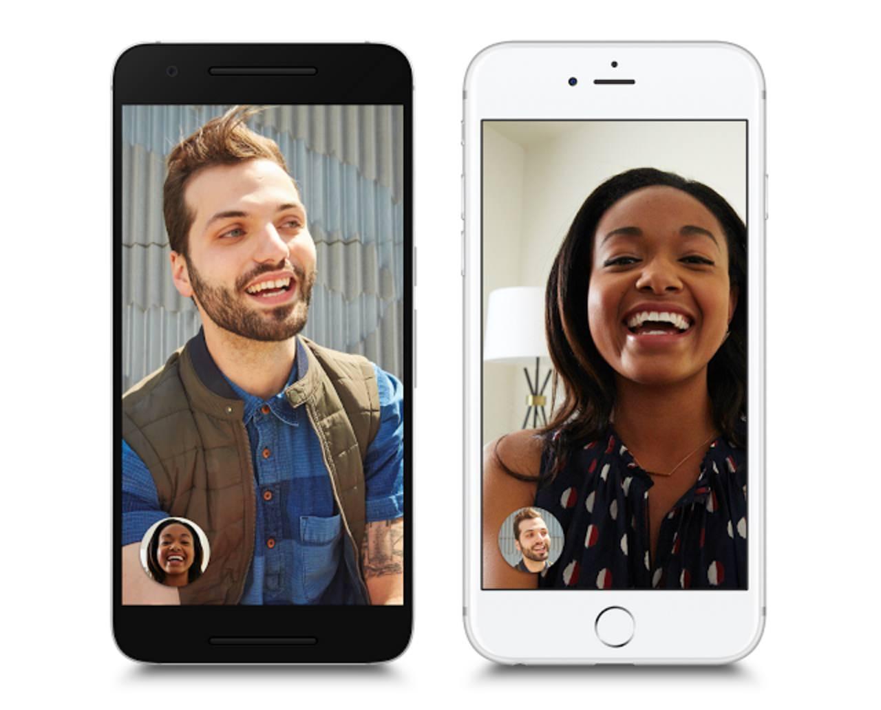 「Google Duo」Android版が500万ダウンロードを達成