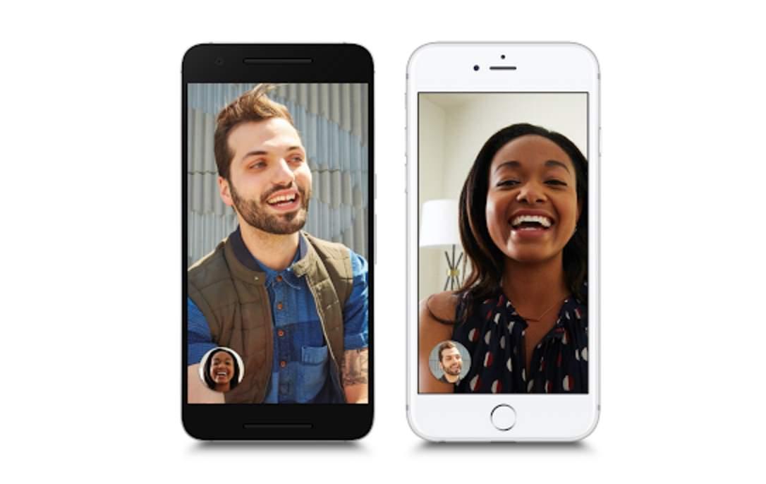「Google Duo」電話番号だけでビデオ通話できるアプリ(iOS/Android)