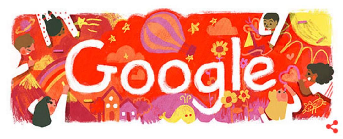 Googleロゴ「こどもの日 2016」に 〜「端午」の意味は?
