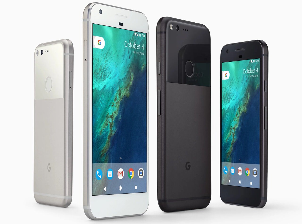 Google純正スマホ「Pixel」発表 〜人工知能Googleアシスタントを搭載