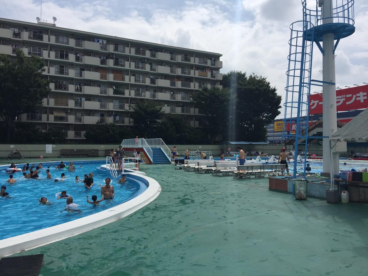 Harayama pool 6050