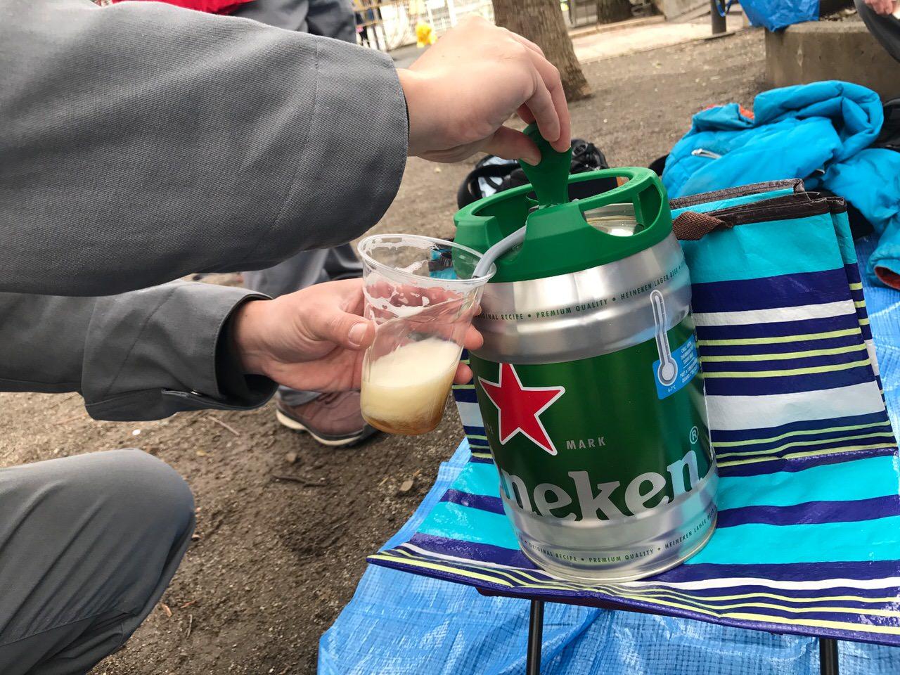 Heineken draft taru 8752