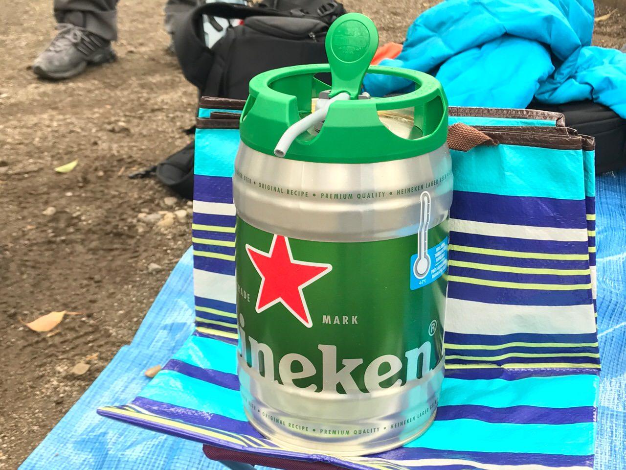 Heineken draft taru 8757