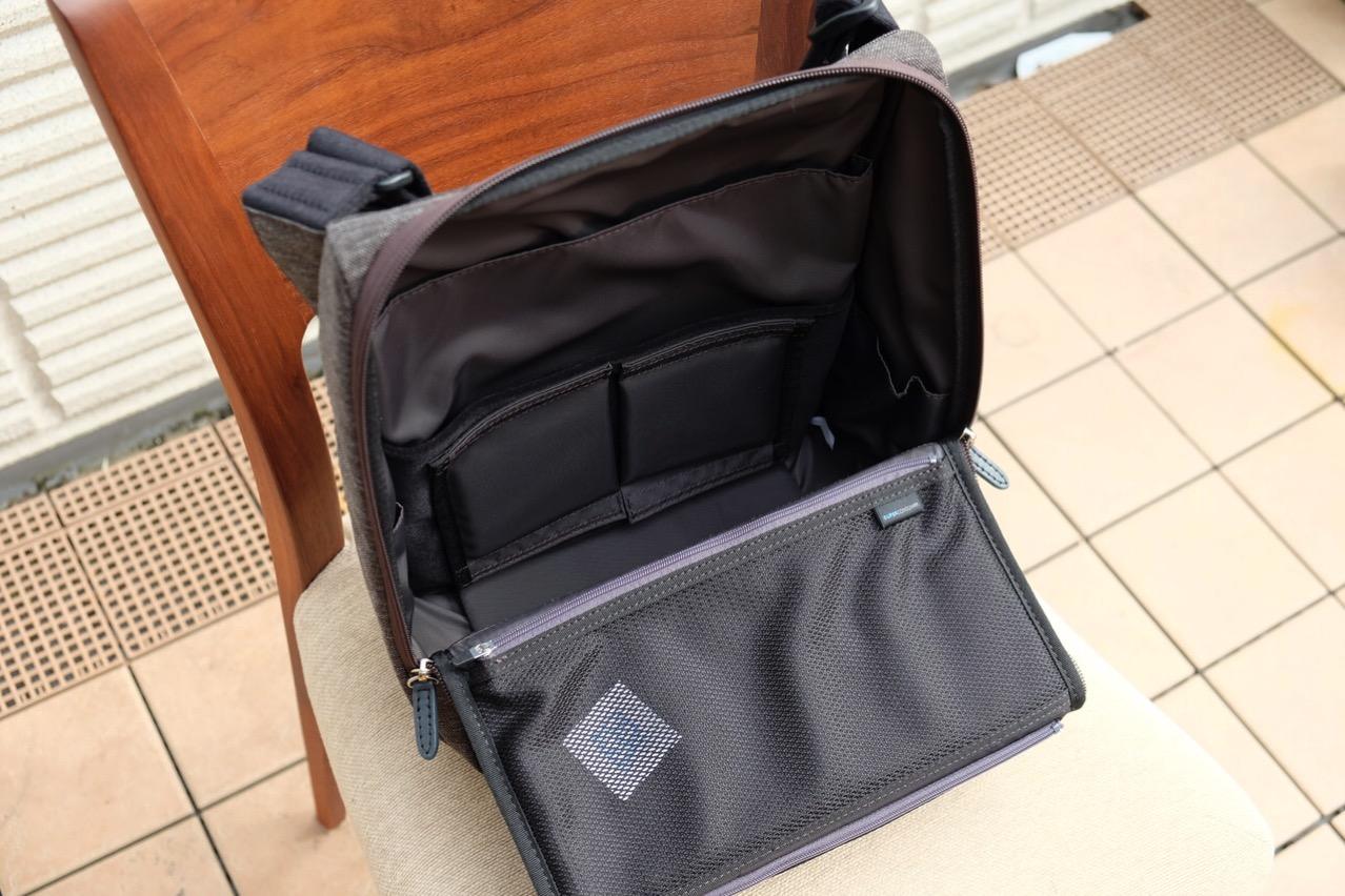 Hiraku pc bag mini 8482