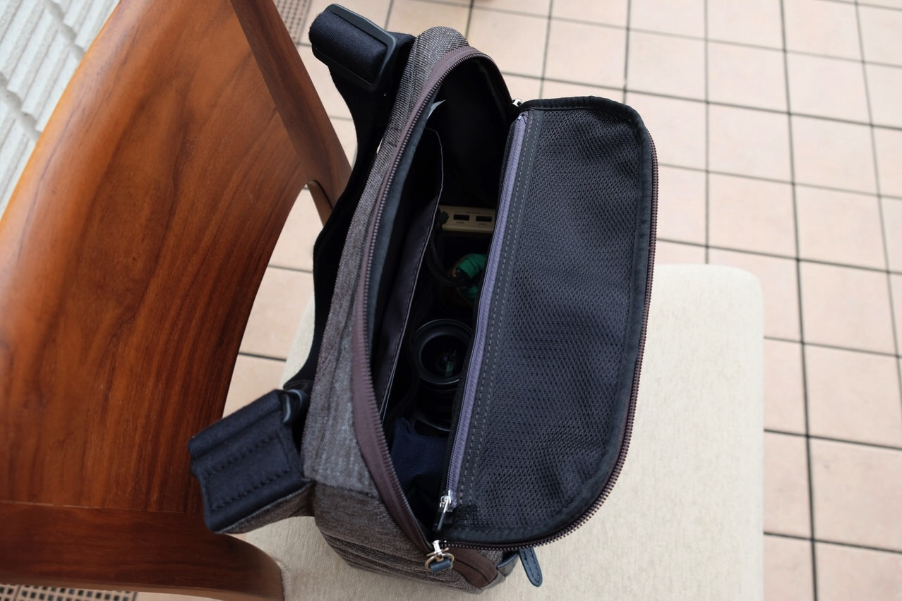 Hiraku pc bag mini 8491