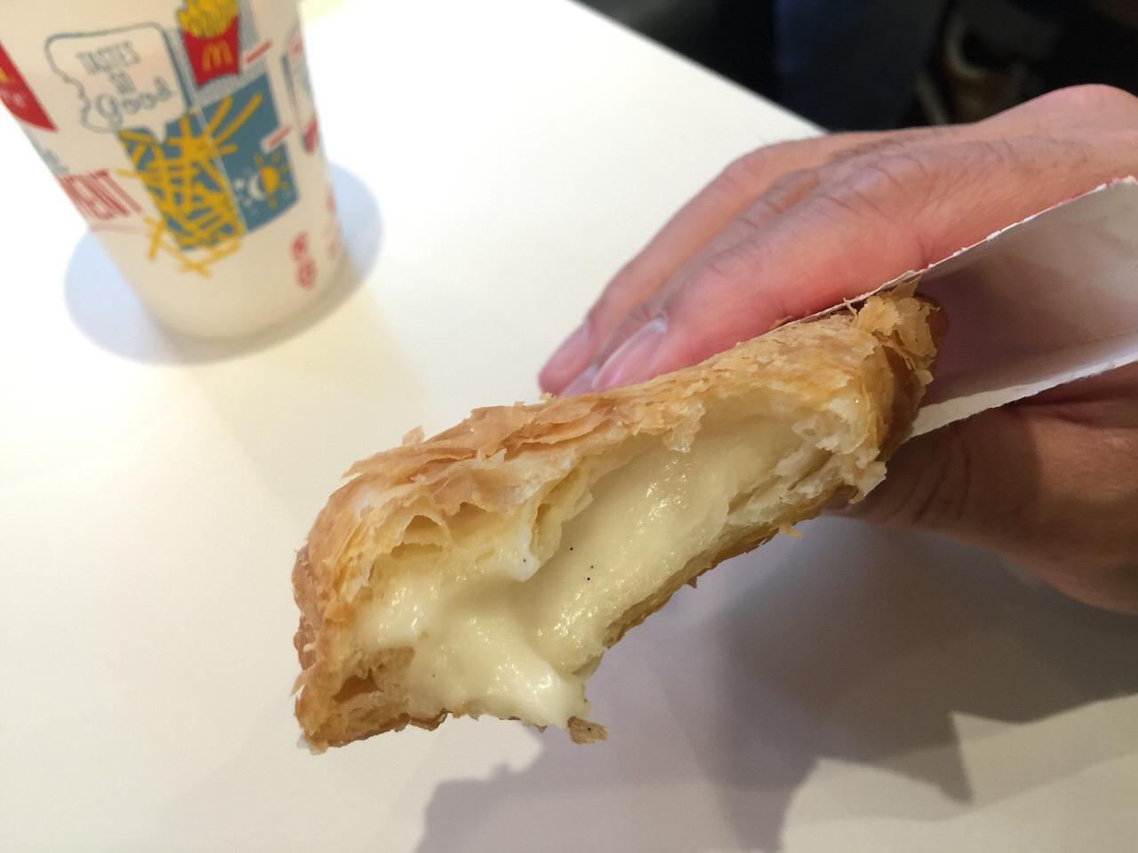 Hokkaido milk pie 2767