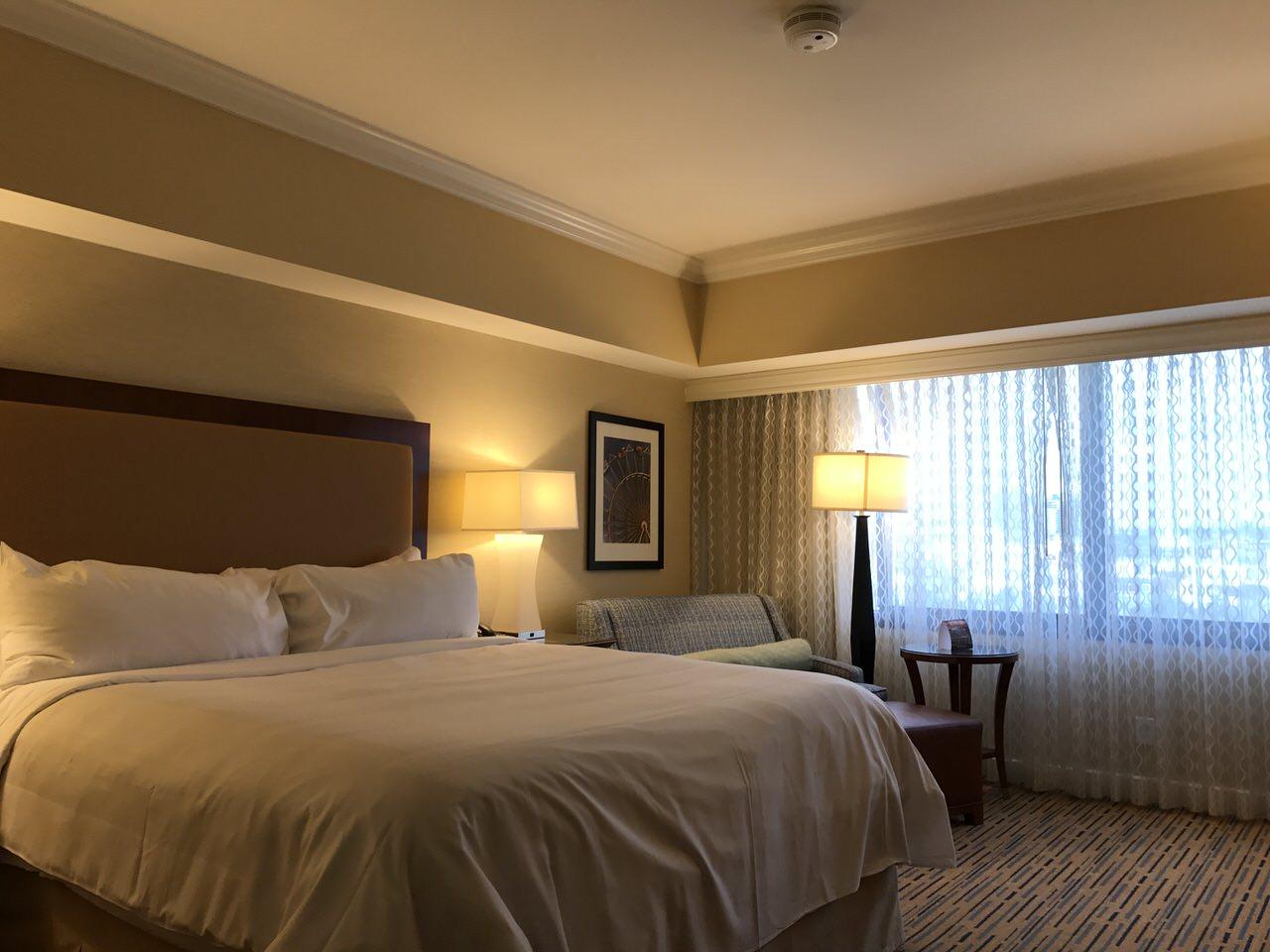 「サンディエゴ・マリオット・マーキス&マリーナ」サンディエゴの海沿いのホテル #AdobeMAX