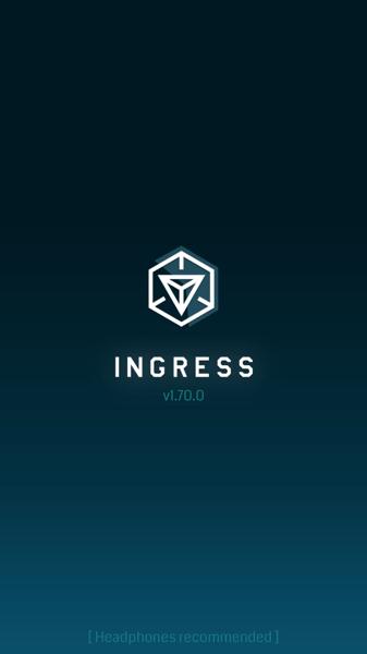 【Ingress】iPhone版アプリがアップデート(1.70.0)バグ修正とローカライズの改良