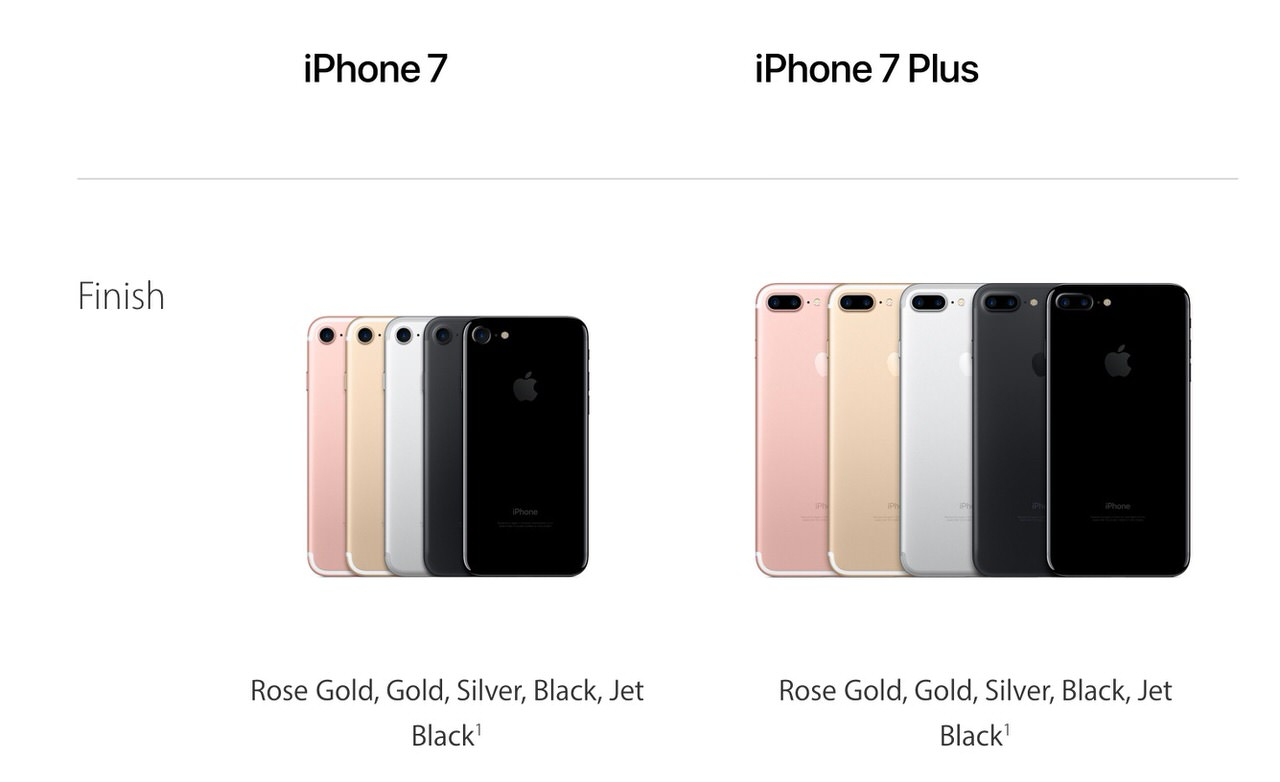 Iphone 7 color 1456