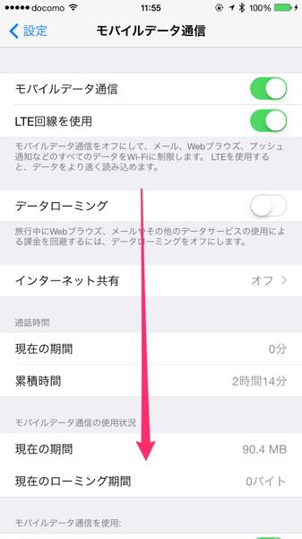 Iphone data 8254