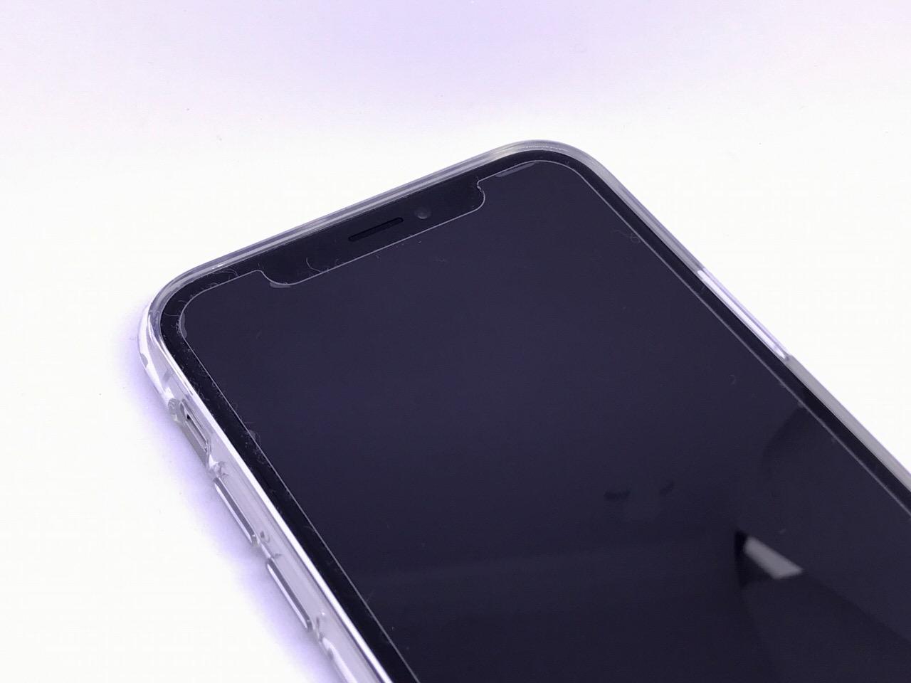 【iPhone X】安くてすぐ届くという理由で購入したケースと液晶保護フィルムがけっこう良かった
