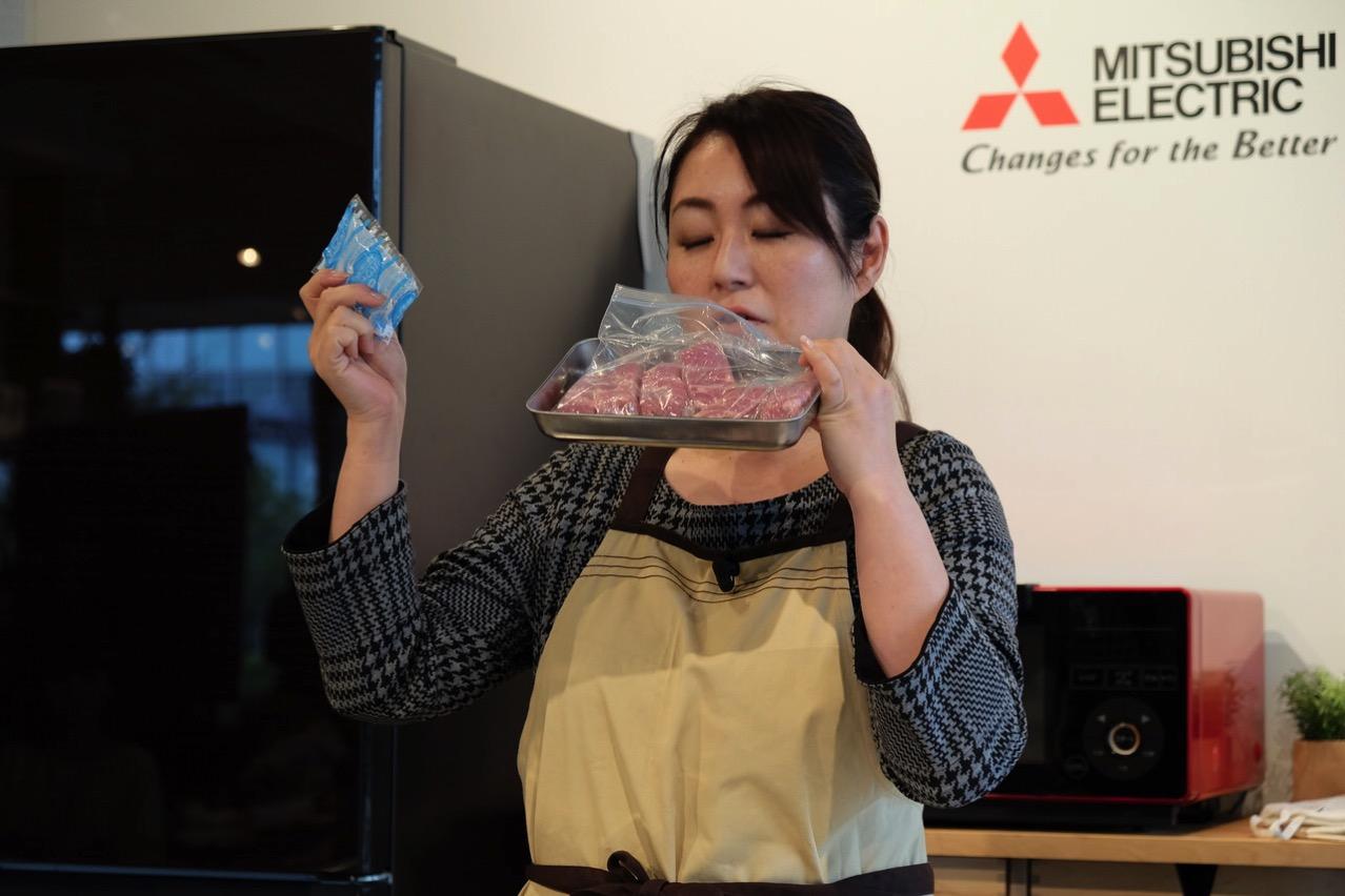 Jitan cooking mitsubishi 8607