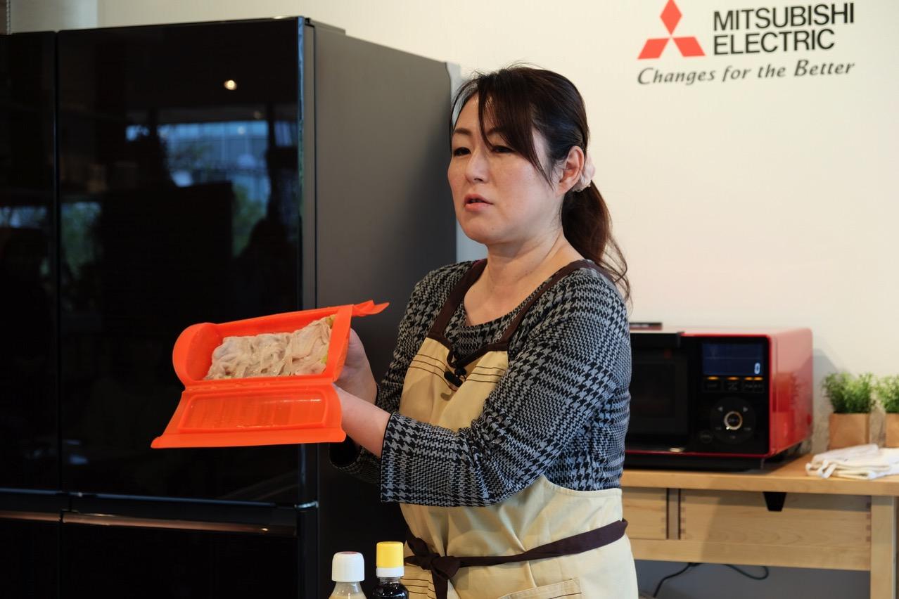 Jitan cooking mitsubishi 8631