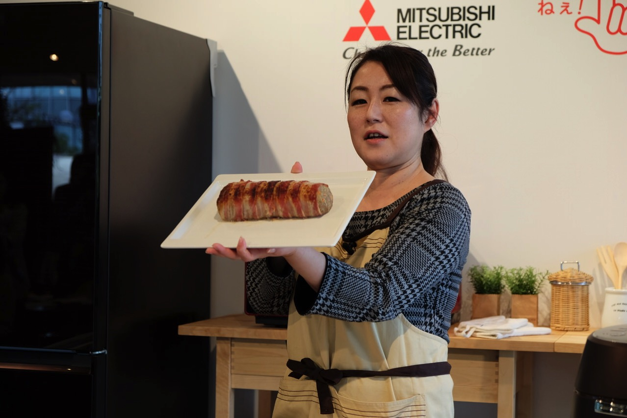 Jitan cooking mitsubishi 8637