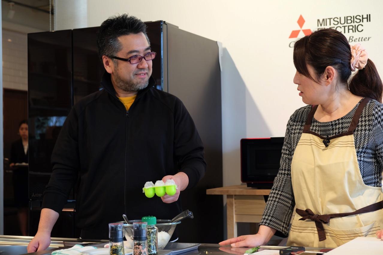 Jitan cooking mitsubishi 8650