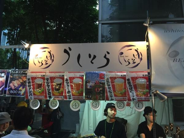 Keyaki beer 1667