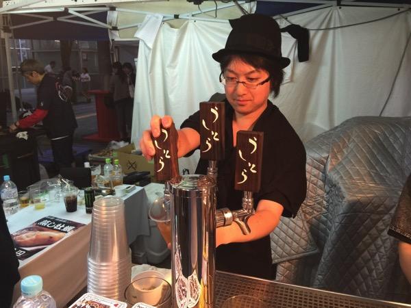 Keyaki beer 1668