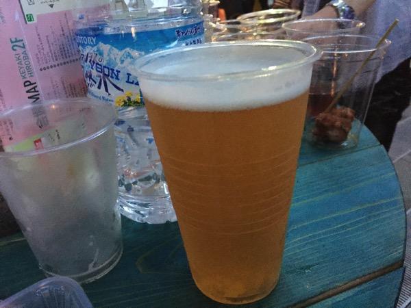 Keyaki beer 1677