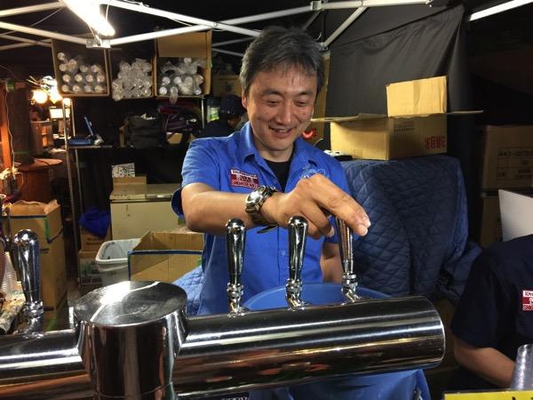 Keyaki beer 1687
