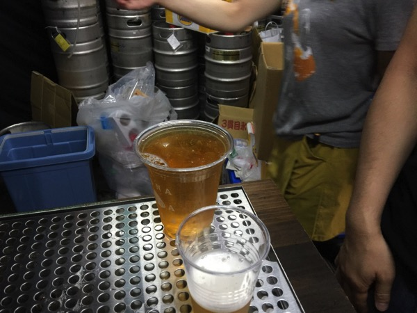 Keyaki beer 1694