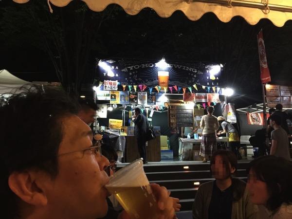 【1杯500円】さいたま新都心・けやき広場のビール祭りで飲んだ柚子塩のビール「セッション柚子エール〜あら塩仕立て〜」が美味い! #beerkeyaki