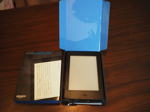 Kindle paper white 118