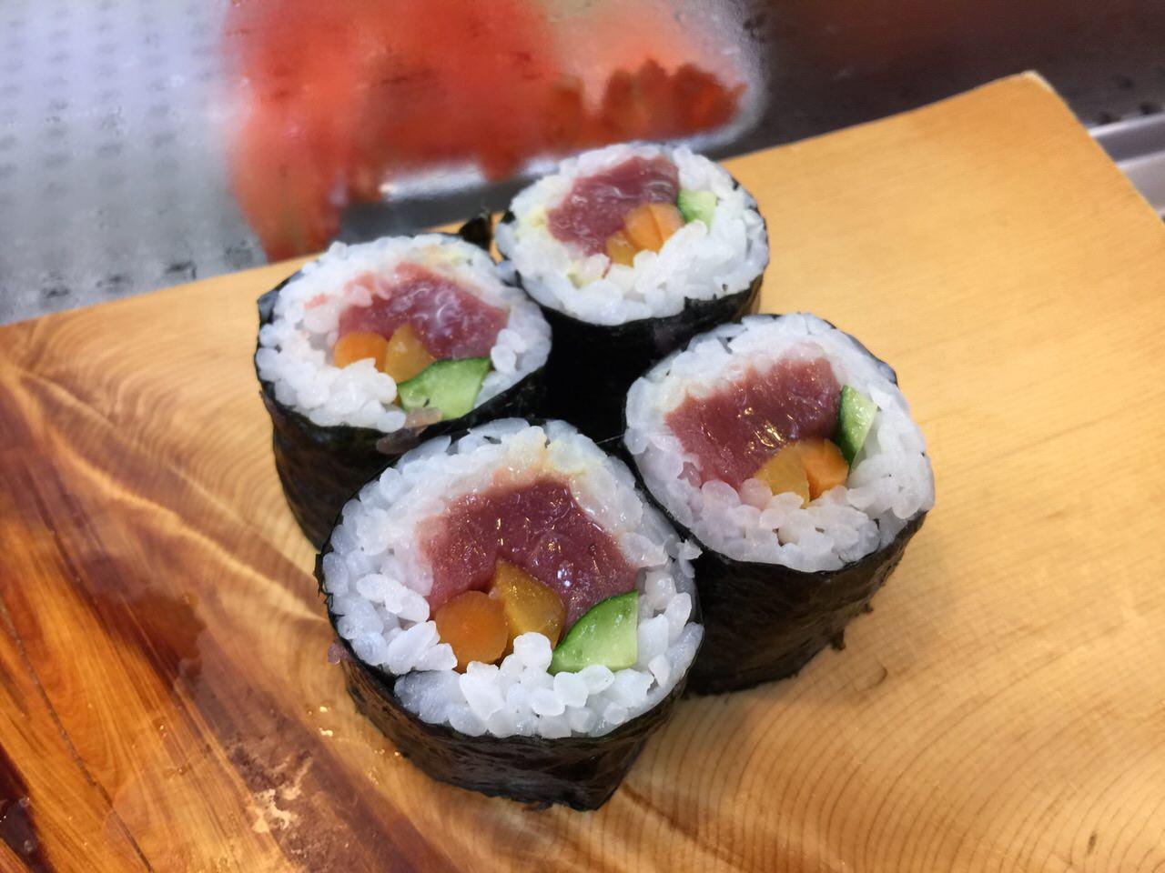 Kininaruki tsukiji 7253