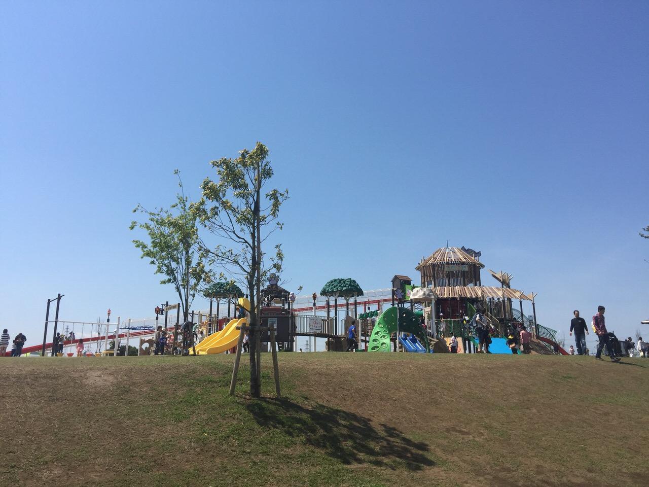 「コバトンアドベンチャー」子供がハッスル!コバトンの森のある複合遊具施設(アクセス・駐車場の情報あり)
